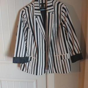 Jackets & Blazers - Jacket tank combo